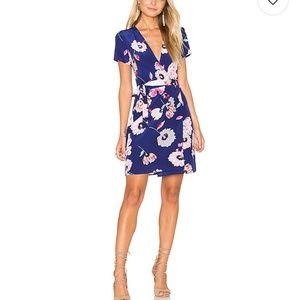 Dresses & Skirts - Yumi Kim floral wrap dress